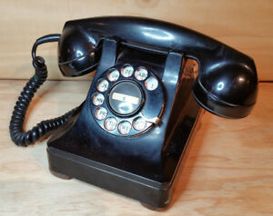 Vintage Northern Electric Rotary Telephone