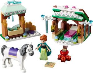 LEGO Disney Frozen 41147 Anna Snow Adventure 41144 Royal Stable