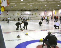 Adult Rookie Curling League