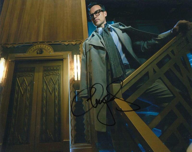 CHEYENNE JACKSON.. American Horror Story: Hotel's Will Drake - SIGNED