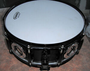 Snare Pearl ULtracast - DW 3000 double -Banc avec dossier
