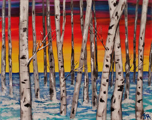 Original Paintings for Sale by The Classy Artist – Jacqui Reid Windsor Region Ontario image 5