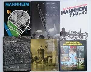 Lot of Mannheim Books