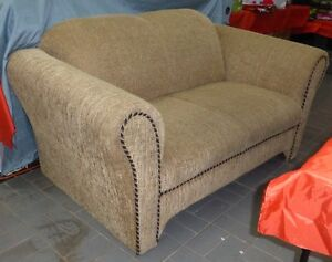 Causeuse  couch  2 places