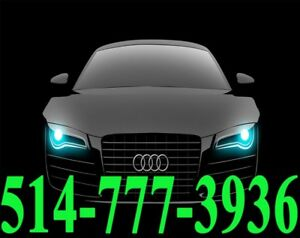 AUDI KIT HID XENON CONVERSION CAR HEADLIGHTS PHARES INSTALLATION