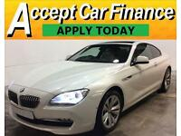 BMW 640 FROM £119 PER WEEK!