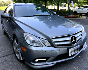 2010 E550 AMG Coupe,Panoramic, Navigation, Backup Camera,Safety