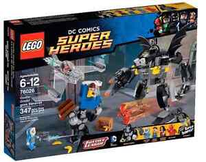 Lego Gorilla Grodd Goes Bananas 76026