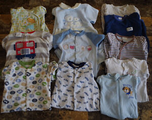 $40 for 70+ items baby boy clothes