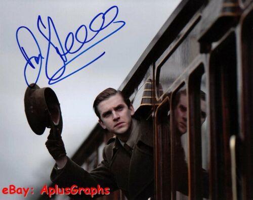 DAN STEVENS.. Downton Abbey - SIGNED
