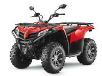 Quadzilla CFORCE 520S Road Legal ATV/Quad