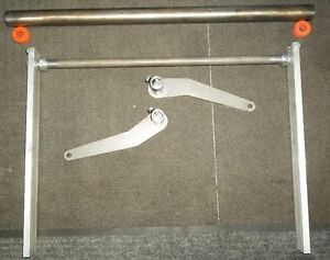 """1 - 23"""" X .750 SWAY BAR KIT WITH 8"""" ARMS OR 16"""" LONG ARMS"""