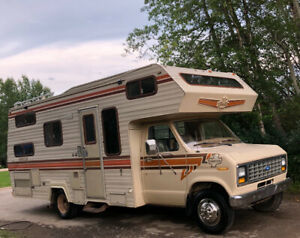 Frontier | Find RVs, Motorhomes or Camper Vans Near Me in Canada