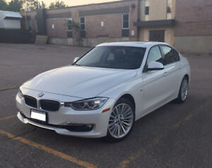2012 BMW 3-Serie 328i Luxury Line w/ Warranty/Navigation/Camera