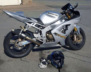 2003 Kawi 636 ZX6R for sale or trade