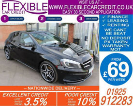2015 MERCEDES A200 2.1 CDI AMG SPORT GOOD / BAD CREDIT CAR FINANCE AVAILABLE