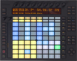 ABLETON PUSH WITH LIVE 9 INTRO