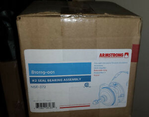 Armstrong Pump parts,  Series 2, 3, 4 and 5 Bearing assembly London Ontario image 1