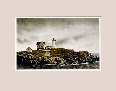Doug Brega Nubble Light Poster Kunstdruck Bild 40x50cm