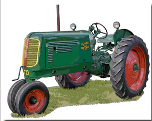 Oliver70 Tractor Wanted