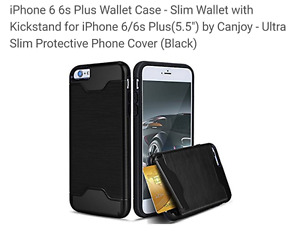 Iphone 6 case/screen protector