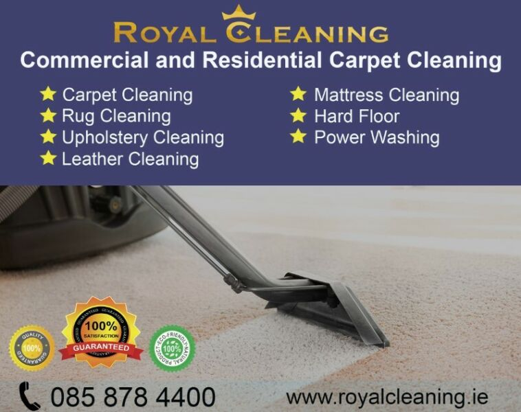 Professional Carpet Cleaning & Upholstery Cleaning