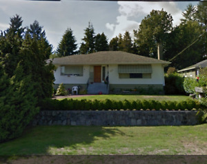 Entire House in North Vancouver near Mt Seymour & Deep Cove
