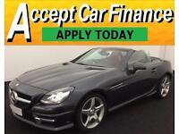 Mercedes-Benz SLK200 FROM £93 PER WEEK!