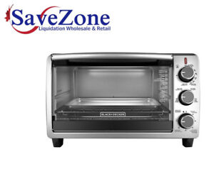B&D 6 Slice Convection Toaster Oven