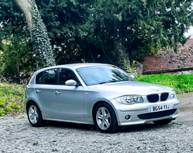 BMW 1 series Sport 1.6i 5 Door Hatchback petrol