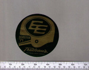 WTB: Wanted to Buy Edmonton Eskimos Stickers / Decals