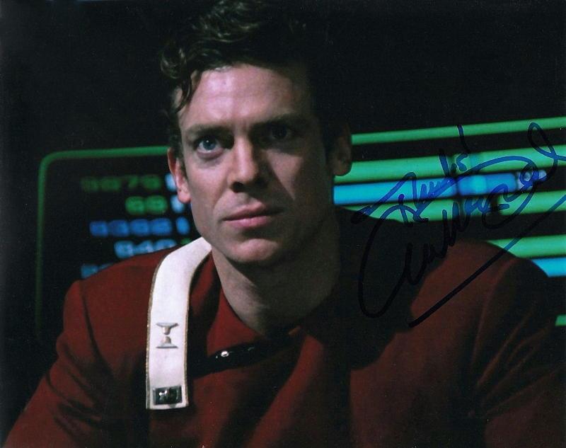 CHRISTOPHER McDONALD.. Star Trek: The Next Generation - SIGNED