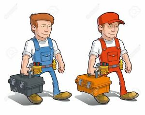 Handy Men for Renovations, Electrical, and Carpentry