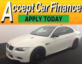 BMW M3 FROM £83 PER WEEK!