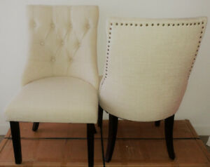 $250 each for 2 Darby Home Co Seaton Upholstered Dining Chair