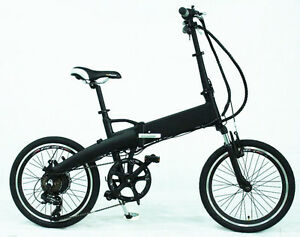 **CLEARANCE** Folding Electric Bike Bicycle 250w Lithium Ion