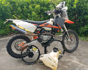 KTM 450exc Rally bike Newcastle East Newcastle Area Preview