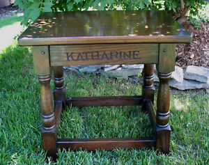Canadiana Stools & Benches For Your Home, Cottage or Condo Gatineau Ottawa / Gatineau Area image 2