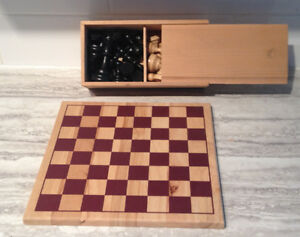 Travel Size Chess Set - Great for the RV