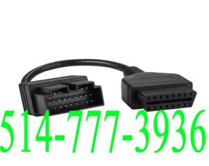 OBD2 Adapter Cable for Kia ELM327 Check Engine