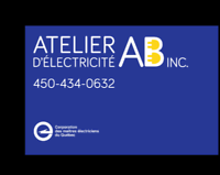 Électricien |  Electrician