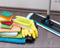 LOOKING FOR HOUSE CLEANING JOBS
