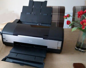 Epson Stylus 1400 inkjet photo and art  printer wide format