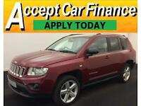 Jeep Compass 2.2CRD ( 161bhp ) ( 4WD ) 2011MY Limited