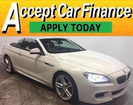 BMW 640 3.0TD ( 313bhp ) ( s/s ) Auto 2013MY d M Sport