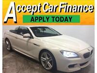 BMW 640 M Sport FROM £150 PER WEEK!