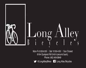 Great Deals On Used Bikes At Long Alley!