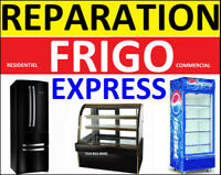 REPARATION REFRIGERATEUR FRIGO FRIGIDAIRE FRIDGE FREEZER REPAIR