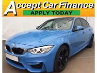 BMW M3 FROM £205 PER WEEK!