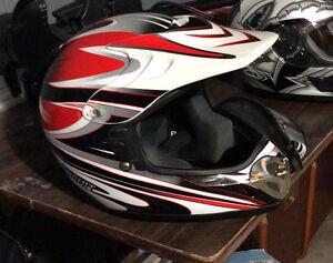 Polaris  snowmobile/ATV Helmet